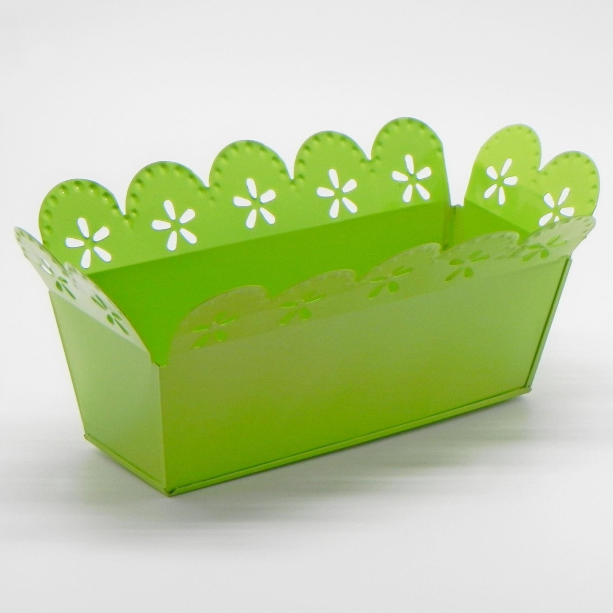 Truhlík plech zelená