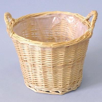 Košík obal proutí pr.13V9 natural