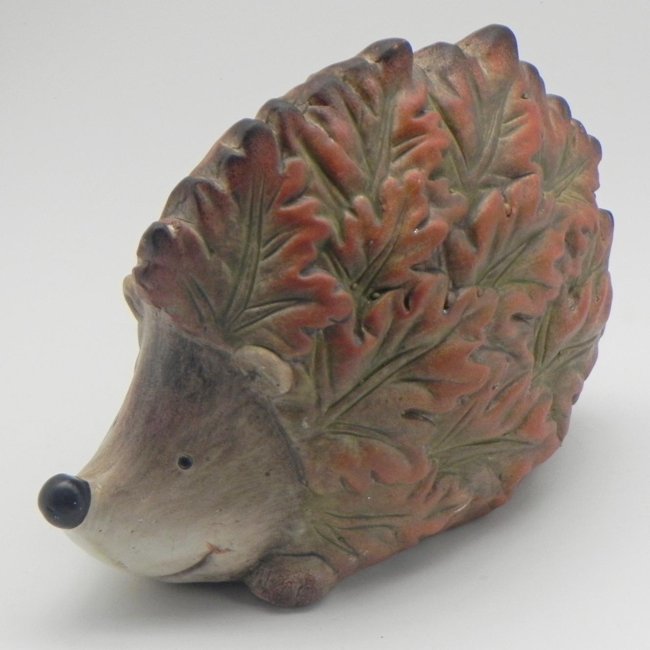 Ježek terakota hnědý