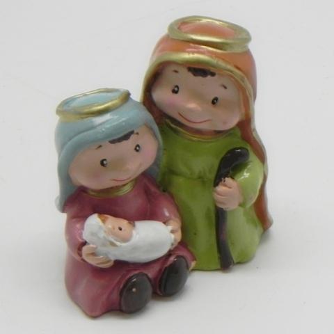 Figurky do betlému polyresin mix