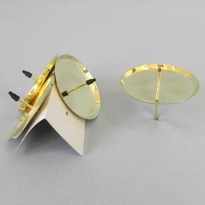 Bodce kov S/4 pr.6cm zlatá