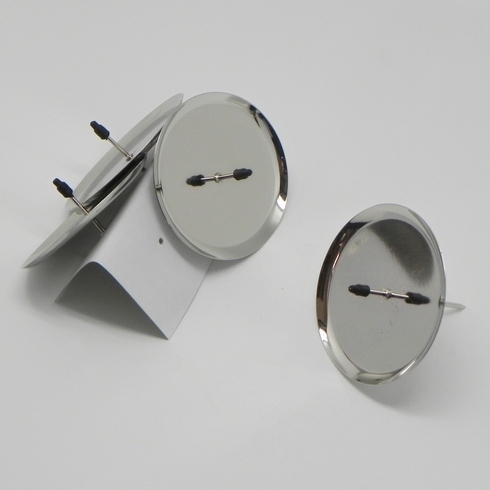 Bodec kov pr.7,5cm S/4 stříbrná