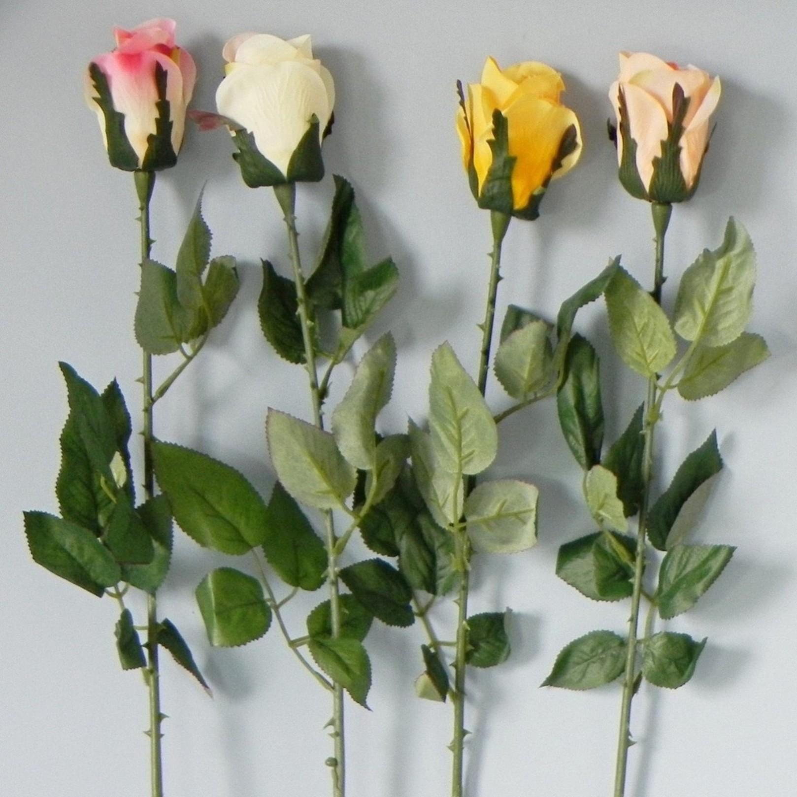 Růže poupě umělá