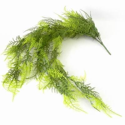 Kapradí pvc zelená