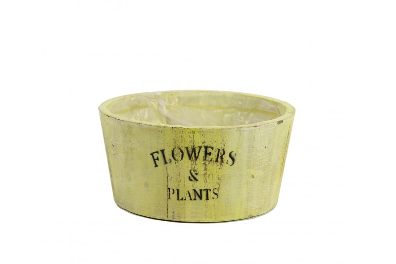 Dřevěný obal FLOWERS and PLANTS