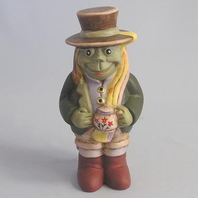 Vodník keramika zelená