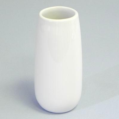 Váza keramika pr.5,5/7V15,5cm bílá
